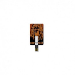 Cle Usb Carte 8Go Chewbacca Mobility Lab