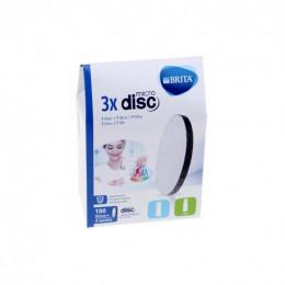 Cartouches Microdiscs Brita Pack De 3 Disques 1039630 Brita
