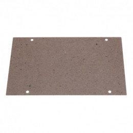 Plaque mica guide ondes 136 x 45 m m inf Whirlpool 481244229206